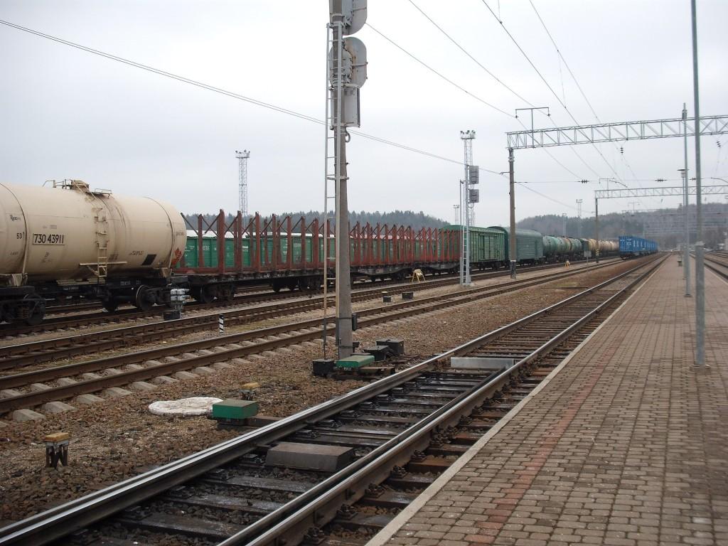 Geležinkelio mazgas Paneriuose