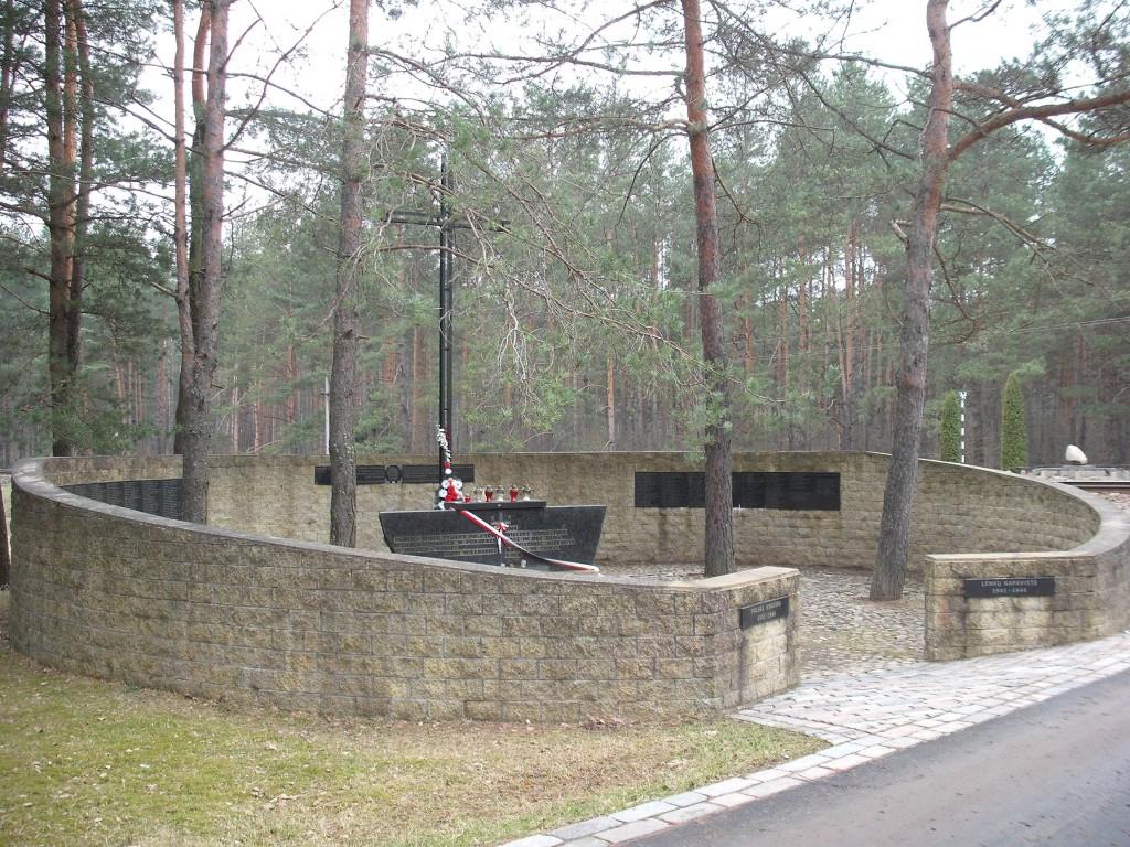 Lenkų kapavietė (1941-1944)