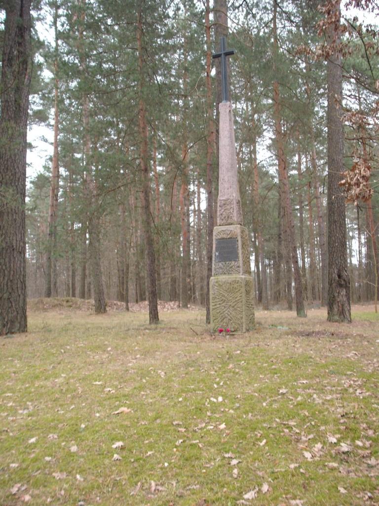 Paminklas 1941 m. nužudytiems lietuviams atminti