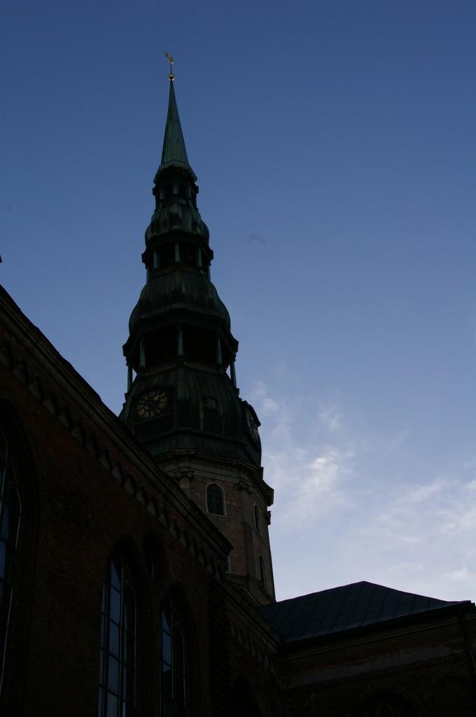 Šv. Petro bažnyčios bokštas