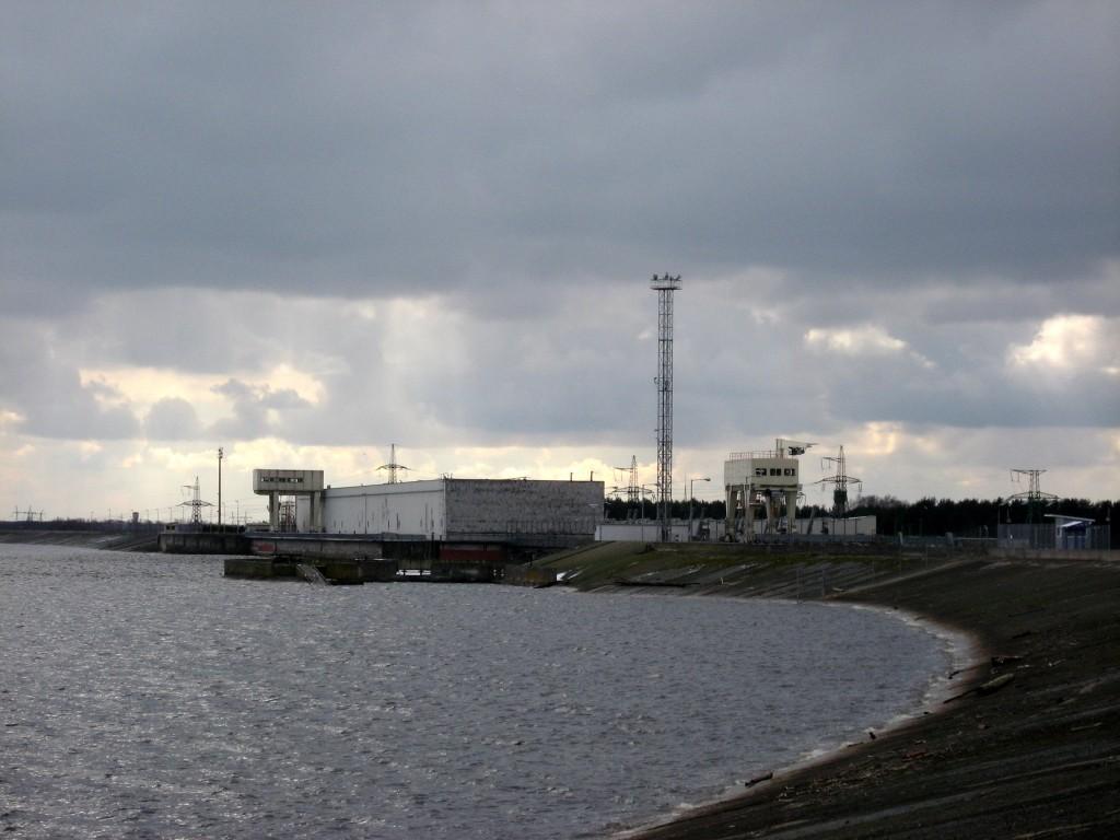 Rygos hidroelektrinė. Nuotrauka iš interneto