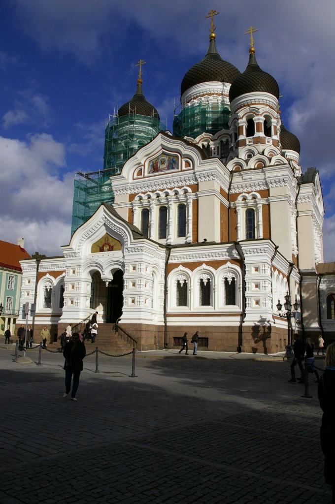 A. Nevskio cerkvė