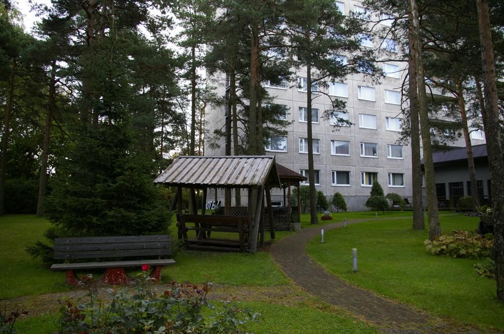 Viešbučio sodas