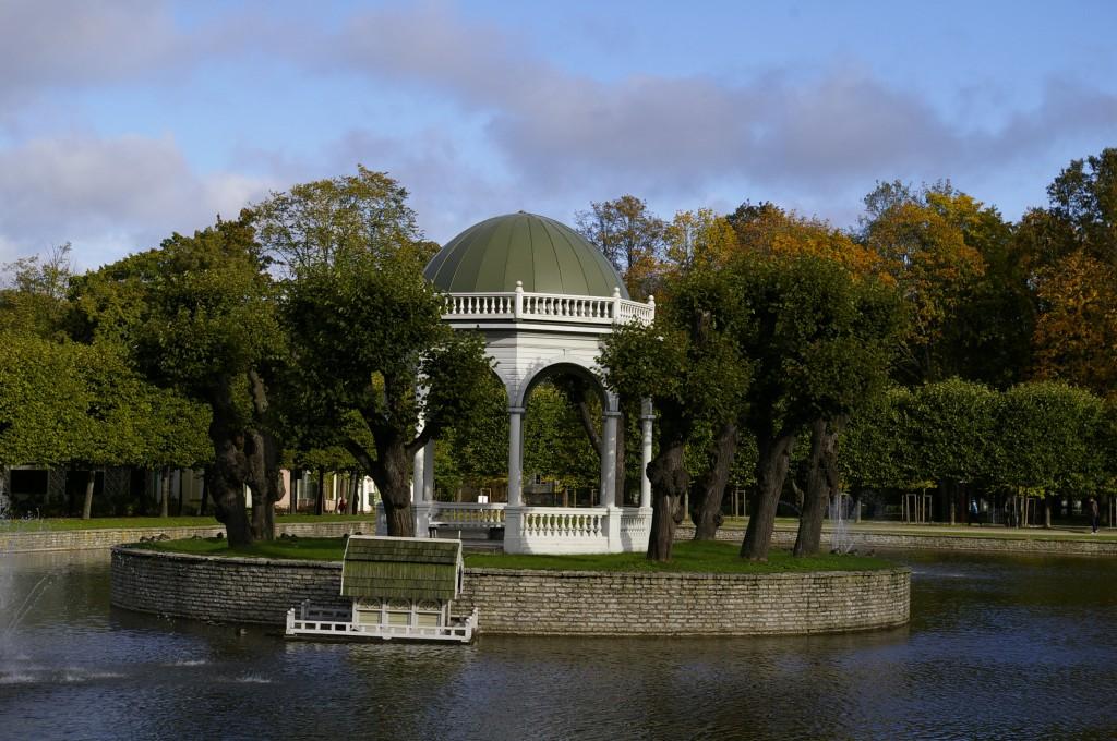 Tvenkinys Kadriorgo parke
