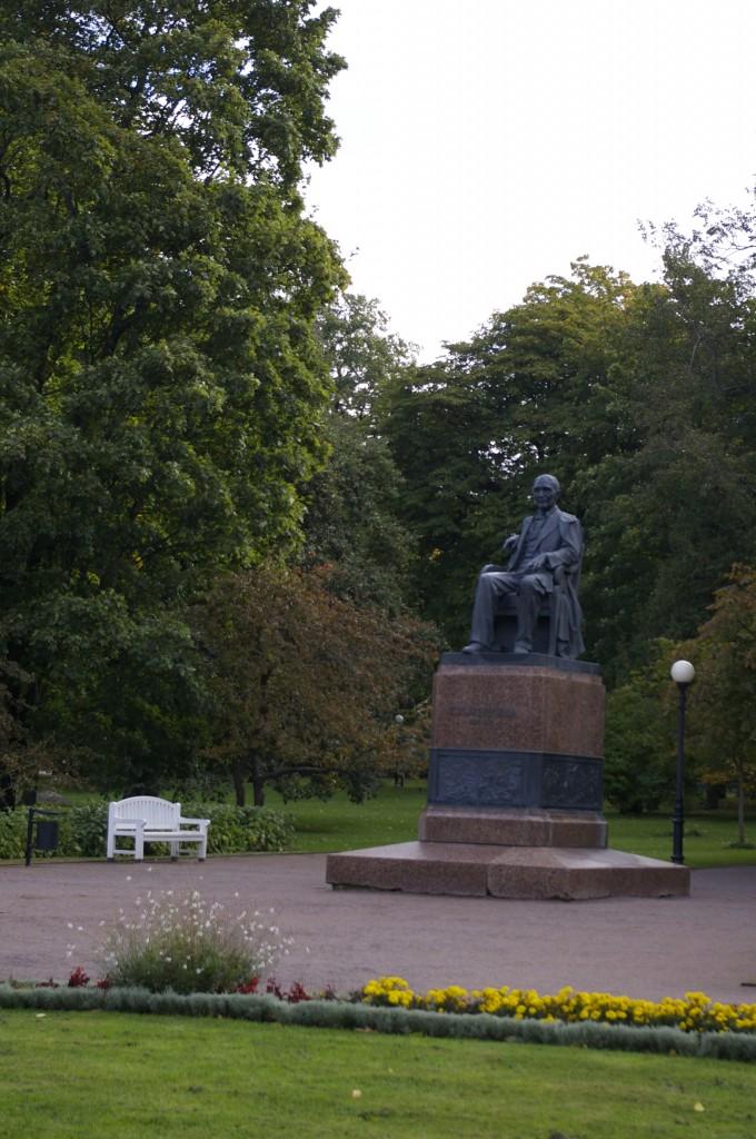 Paminklas F. R. Kreutzwald'ui