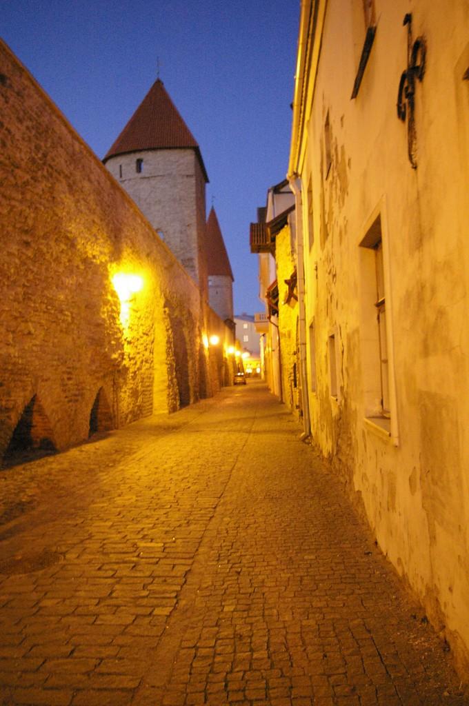 Jaukios senamiesčio gatvelės