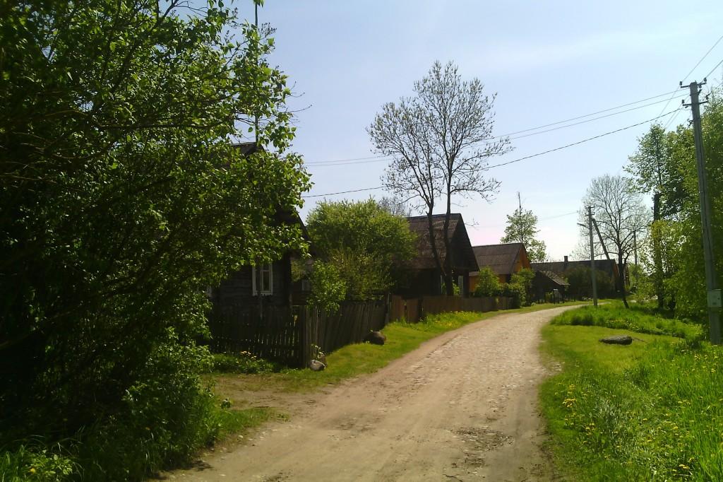 Gatvinis kaimas - Rimašiai