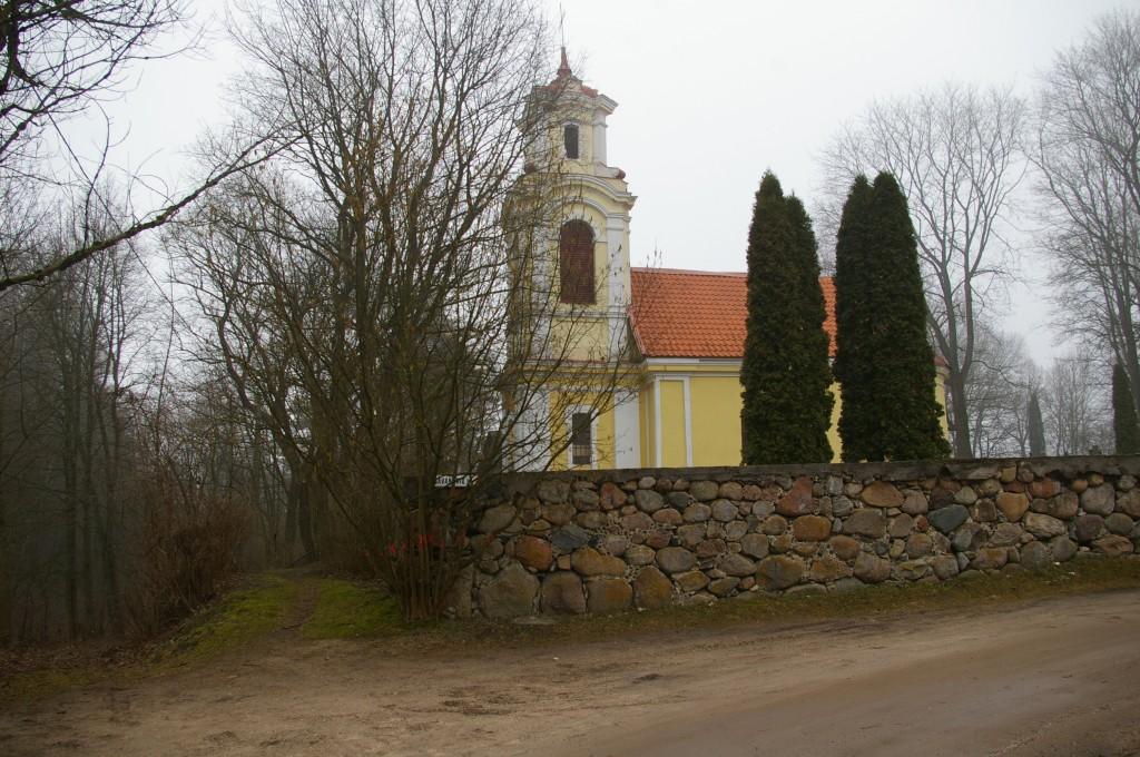Šv. Jėzaus Nukryžiuotojo koplyčia