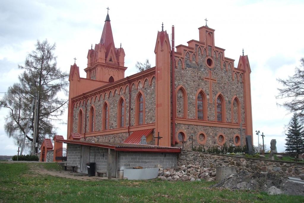 Dūkštų bažnyčia